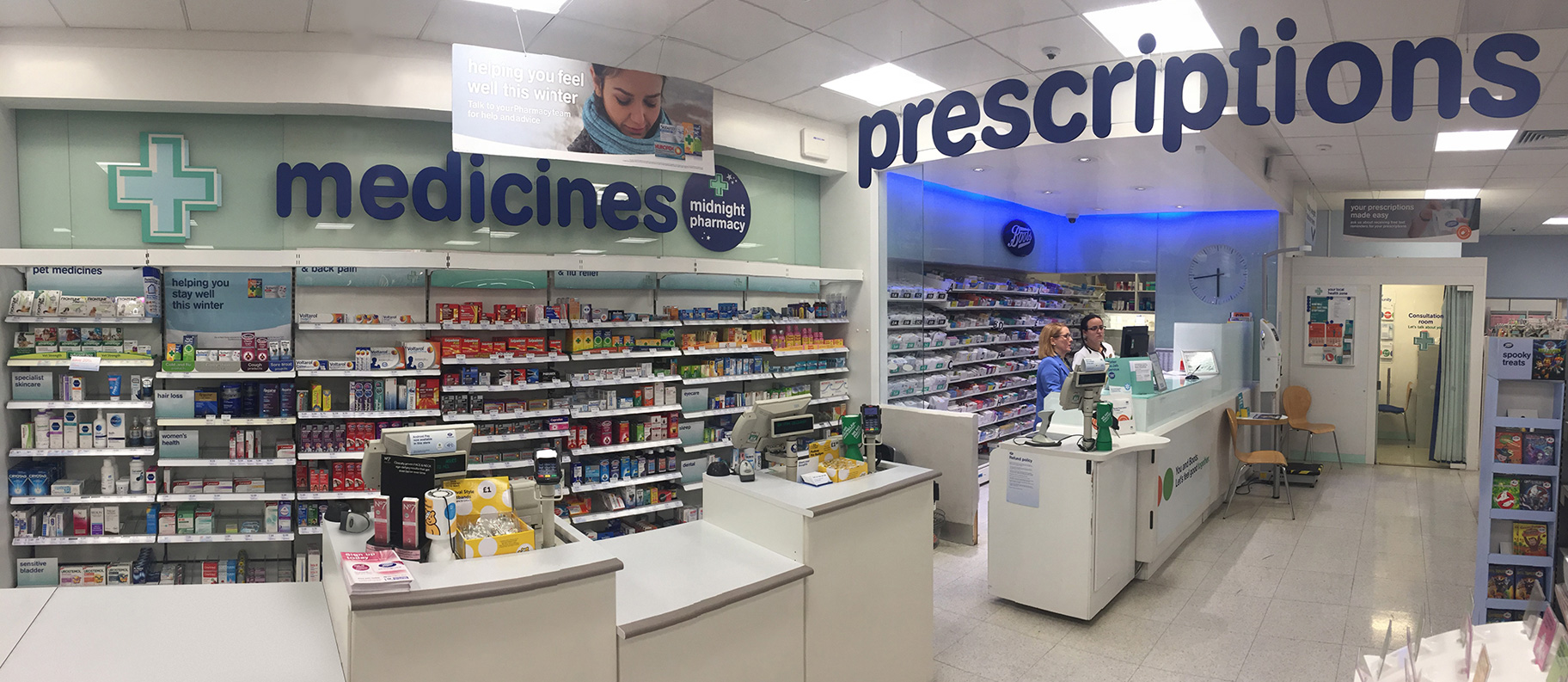 By Boots Pharmacists for Boots Pharmacists